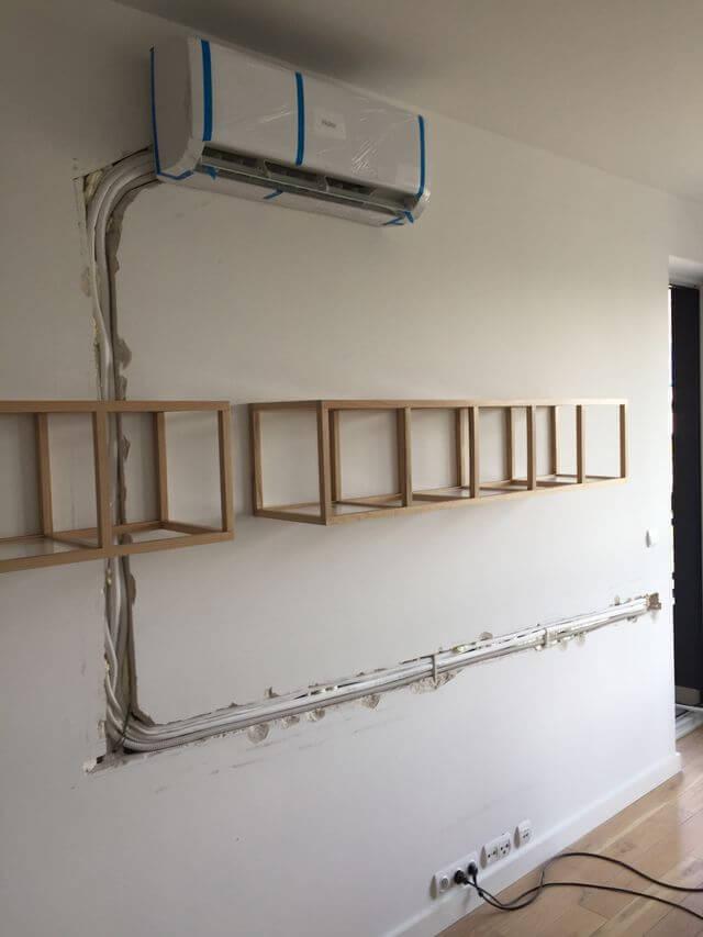 montaż klimatyzacji haier w mieszkaniu