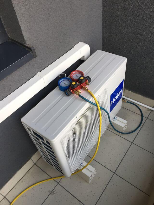 montaż klimatyzacji na balkonie we wrocławiu