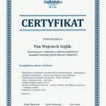 certyfikat venture 1-1