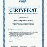 certyfikat venture 2-1