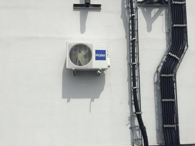HAIER TUNDRA 3,6 kW do chłodzenia maszynowni