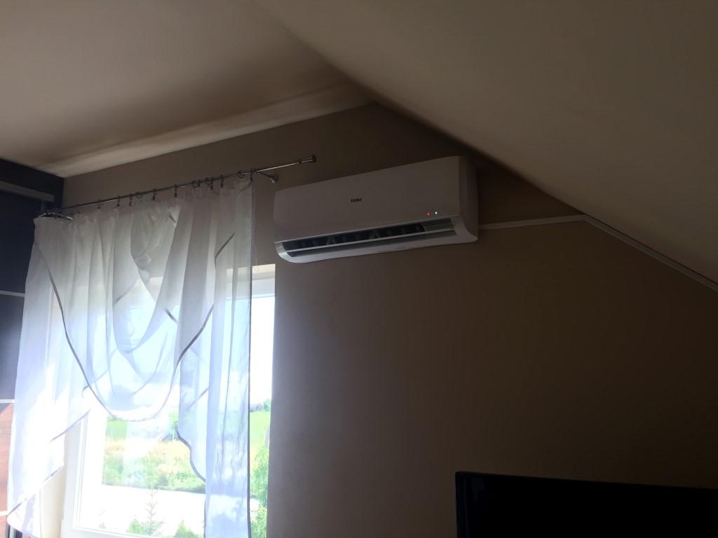 klimatyzacja w pokoju