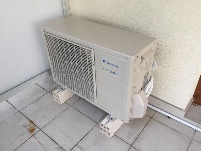 jednostka zewnętrzna klimatyzatora
