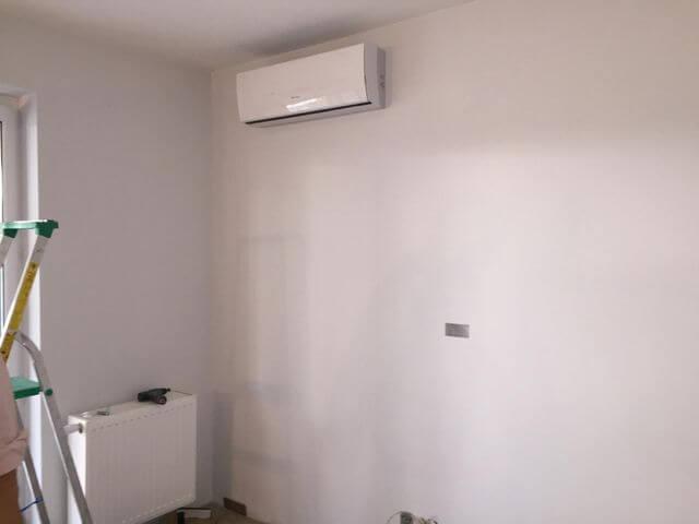 klimatyzacja fuji electric rsg12luca