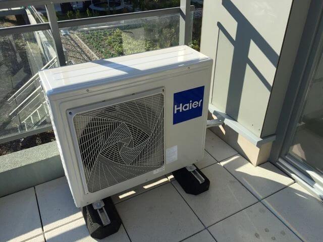 klimatyzacja haier
