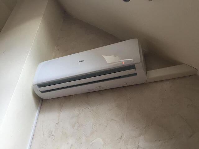 klimatyzacja na poddaszu