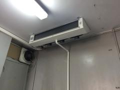 Montaż instalacji chłodniczej do utrzymania temperatury 10 stopni w magazynie odpadów szpitalnych w Lwówku Śląskim