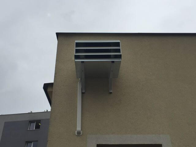 Montaż instalacji chłodniczej do utrzymania temperatury 10 stopni
