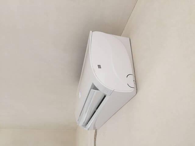 montaż klimatyzatora HAIER FLARE o mocy 3,5 kW w mieszkaniu