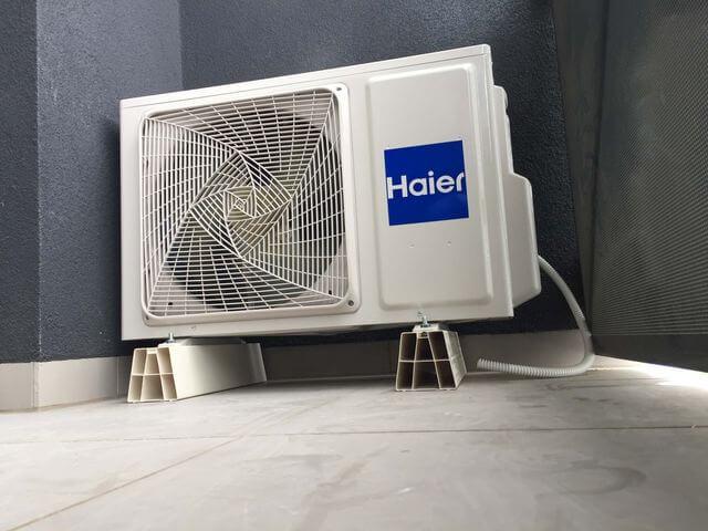 Klimatyzator HAIER FLARE jednostka zewnętrzna o mocy 3,5 kW
