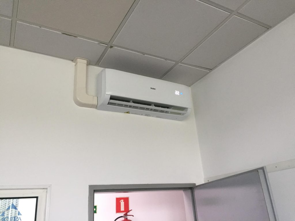 montaż nowej klimatyzacji w biurze wrocław