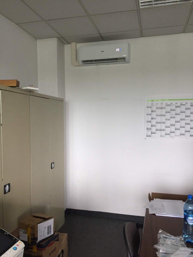 klimatyzacja w biurze wrocław