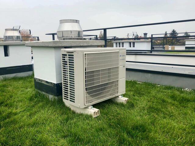klimatyzacji fuji electric