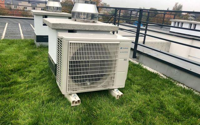 klimatyzacji fuji electric jednostka zewnętrzna