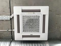 Montaż systemu wentylacji z rekuperatorem w biurze we Wrocławiu