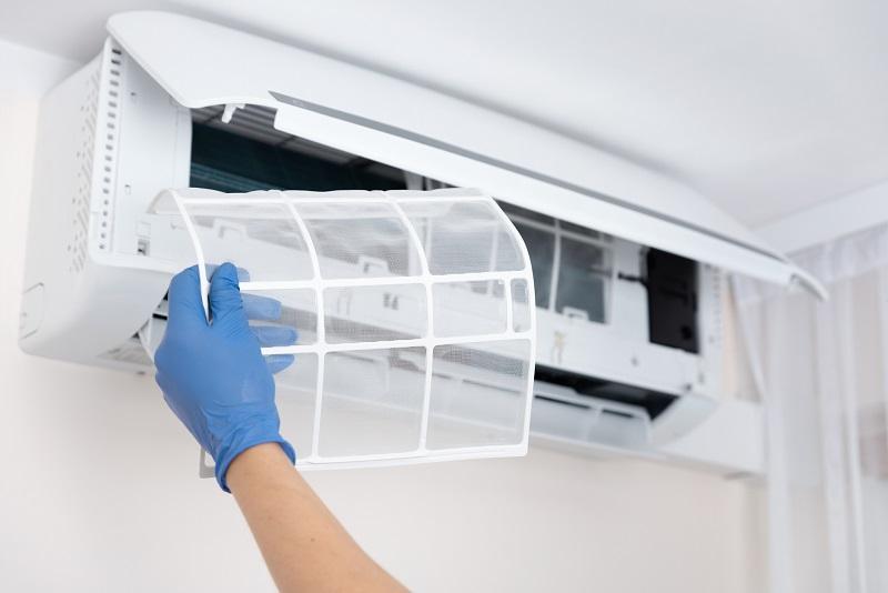 czyszczenie klimatyzacji i serwis Wrocław - domowej, biurowej